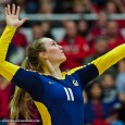 STANFORD, Calif. – The No. 10 California Golden Bears Women's Volleyball Team upset No. 6 Stanford, 3-1 and sweeps the series in front of a packed crowd at Maples Pavilion, […]