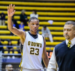 Bishop O'Dowd vs Sacramento